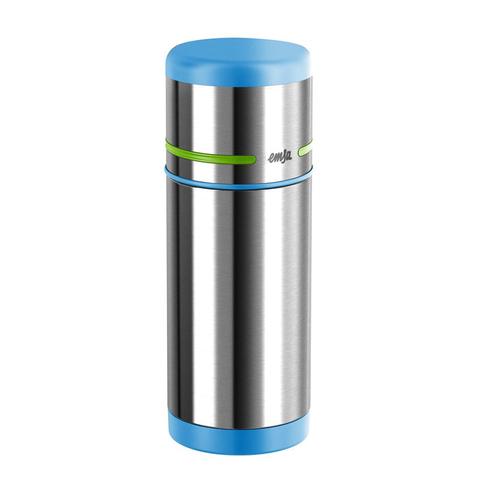 Термос Emsa Mobility Kids (0,35 литра) голубой/зеленый 515864