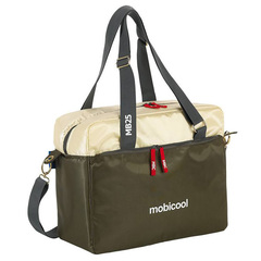 Сумка-холодильник (термосумка) MobiCool sail 25, 25L (зеленая) 9103500757-зел