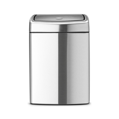 Ведро для мусора TOUCH BIN (10л) Brabantia 477225