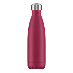 Термос Chilly's Bottles Matte 500 мл Pink B500MAPNK