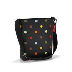 Сумка Shoulderbag S dots Reisenthel HY7009