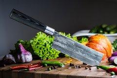 Нож кухонный Накири 171 мм Samura SUPER 5 SP5-0043C/Y
