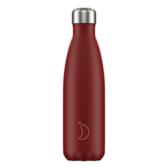 Термос Chilly's Bottles Matte 500 мл Red B500MARED