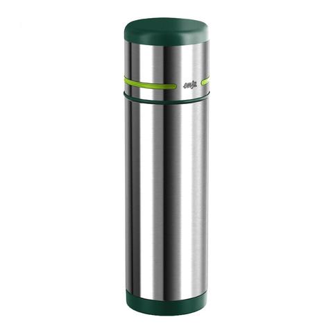 Термос Emsa Mobility (0,7 литра) зеленый/стальной 512960