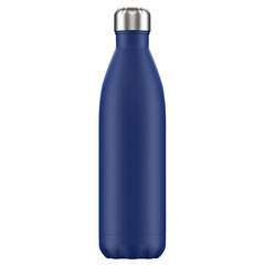 Термос Chilly's Bottles Matte 750 мл Blue B750MABLU