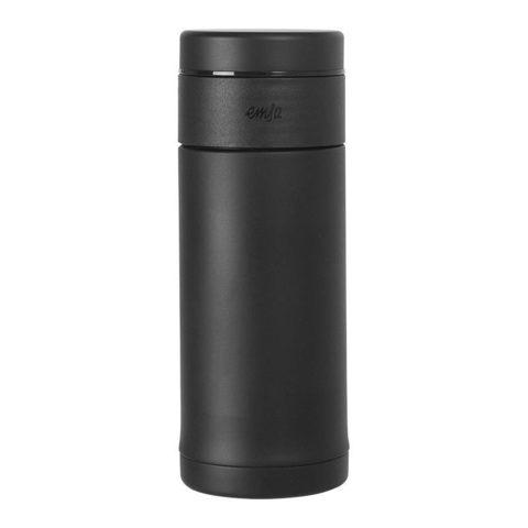 Термокружка Emsa Mobility Slim (0,42 литра) черная 515282
