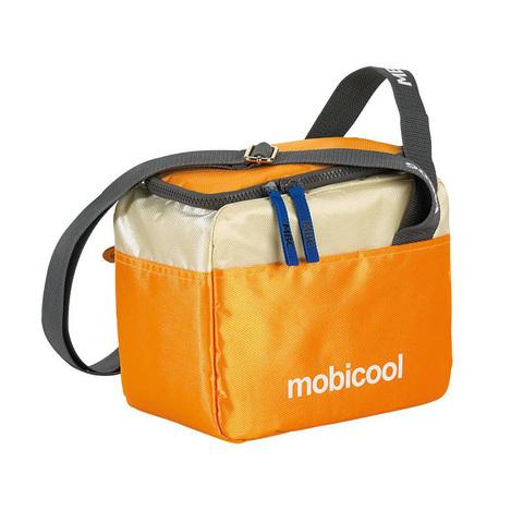 Сумка-холодильник (термосумка) MobiCool sail 6, 5L (желтая) 9103500756-жел