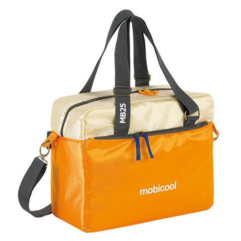 Сумка-холодильник (термосумка) MobiCool sail 25, 25L (желтая) 9103500757-жел