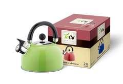 Чайник со свистком 2,8л TECO TC-117