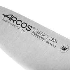 Нож кухонный Шеф 15 см ARCOS Universal арт. 2804-B