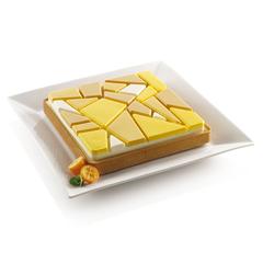Набор для приготовления пирогов Tarte Liberty 20 х 20 см Silikomart 20.398.13.0065