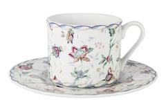 Чашка с блюдцем Букингем IMARI 11252