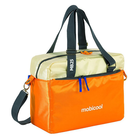 Сумка-холодильник (термосумка) MobiCool sail 25, 25L (оранжевая) 9103500757-ор