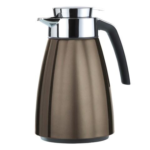 Термос-чайник Emsa Bell (1 литр) шоколадный 513812