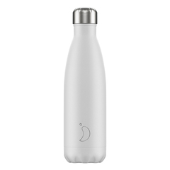 Термос Chilly's Bottles Monochrome 500 мл White B500MOWHT
