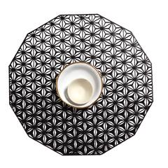 Салфетка подстановочная 36 см CHILEWICH Kaleidoscope арт. 100488-003