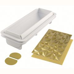 Набор для приготовления пирожных Diamond Buche Silikomart 25.074.63.0065