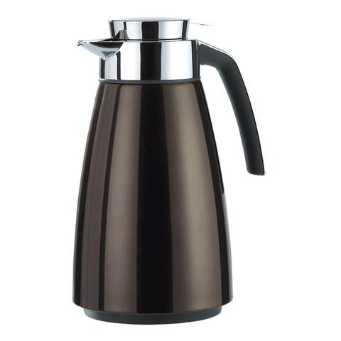 Термос-чайник Emsa Bell (1,5 литра) шоколадный