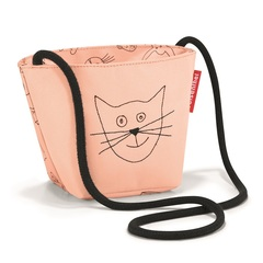 Сумка детская Minibag Cats and dogs rose Reisenthel IV3064