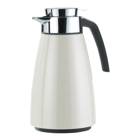 Термос-чайник Emsa Bell (1,5 литра) кремовый 513816
