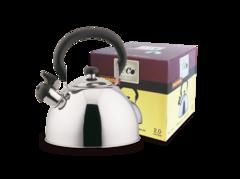 Чайник со свистком 2л TECO TC-119