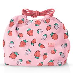Мешочек для ланча MB Pochette strawberry Monbento 22184013
