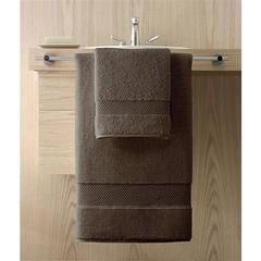 Полотенце банное 137х76 Kassatex Elegance Chocolate ELG-109-CHO