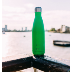 Термос Chilly's Bottles Neon 500 мл Green B500NEGRN