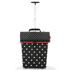 Сумка-тележка Trolley M mixed dots Reisenthel NT7051