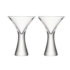 Набор из 2 бокалов для коктейлей Moya, 300 мл LSA International G846-11-985