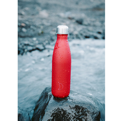 Термос Chilly's Bottles Neon 500 мл Red B500NERED