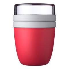 Ланч-бокс двухкамерный Mepal 500мл+200мл (красный) MEP-76480-74500