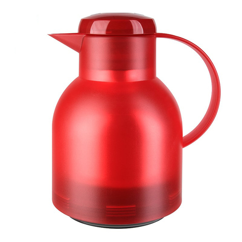 Термос-чайник Emsa Samba (1 литр) красный 504232