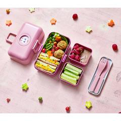 Набор из 3 столовых приборов в футляре MB Pocket color blush Monbento 24050029