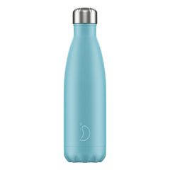 Термос Chilly's Bottles Pastel 500 мл Blue B500PABLU