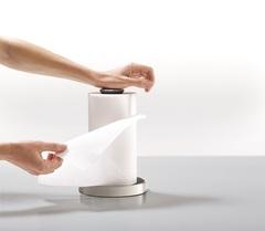 Держатель для бумажных полотенец Push&Tear Joseph Joseph 85140