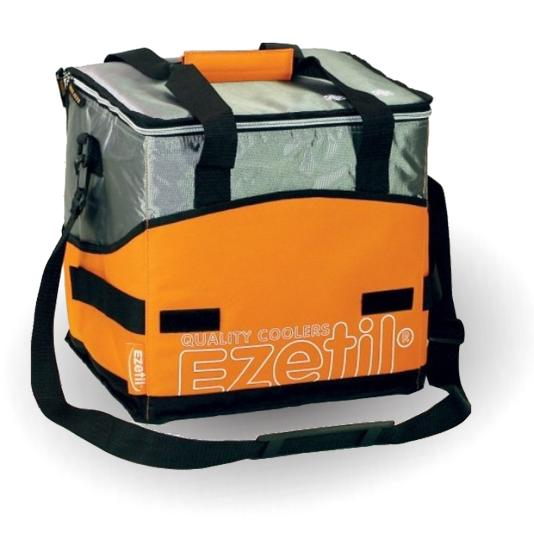 Сумка-холодильник (термосумка) Ezetil Extreme 28, 28L (оранжевая)