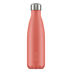 Термос Chilly's Bottles Pastel 500 мл Coral B500PACRL