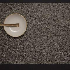 Салфетка подстановочная, жаккардовое плетение, винил, (36х48) Gold (100148-002) CHILEWICH Metallic lace арт. 0209-MTLC-GOLD