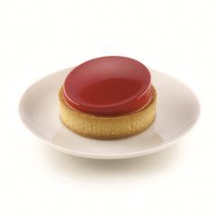 Набор для приготовления пирожных Mini Tarte Glam Silikomart 25.293.13.0065
