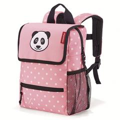 Ранец детский Reisenthel panda dots pink IE3072