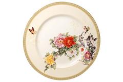 Тарелка Японский сад IMARI 30811