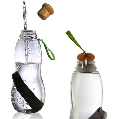 Эко-бутылка Eau good с фильтром лайм EG002