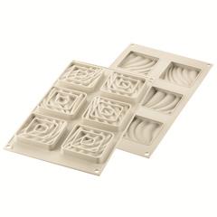 Набор для приготовления пирожных Mini Tarte Sand Silikomart 25.304.13.0065