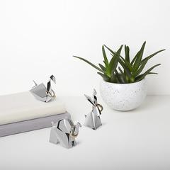 Подставки для колец Origami 3 шт. хром Umbra 1010123-158
