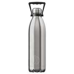 Термос Chilly's Bottles Stainless Steel 1,8 л B1800SSSTL