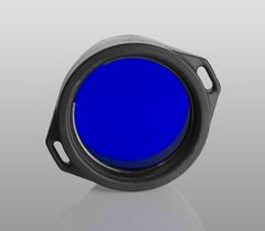 Фильтр для фонарей Armytek Predator/Viking, синий (для охоты) A026FPV