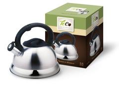 Чайник со свистком 3,5л TECO TC-104
