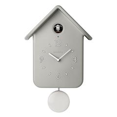 Часы с кукушкой QQ серые Guzzini 16860208