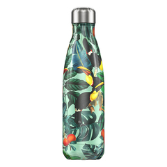 Термос Chilly's Bottles Tropical 500 мл Toucan B500TRTOU